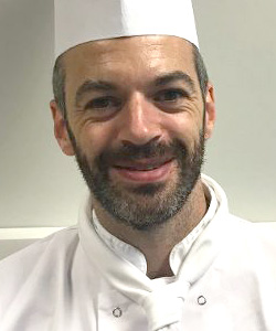 Chris Watson - Board Member, The Federation of Chefs Scotland