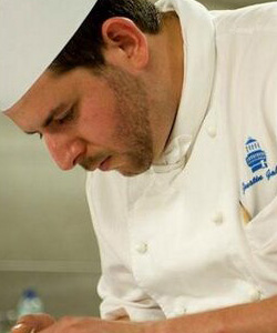 Justin Galea - Board Member, The Federation of Chefs Scotland