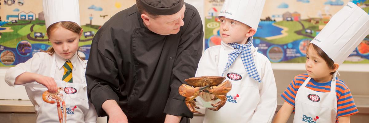 Chefs@School - Inspiring Food Education