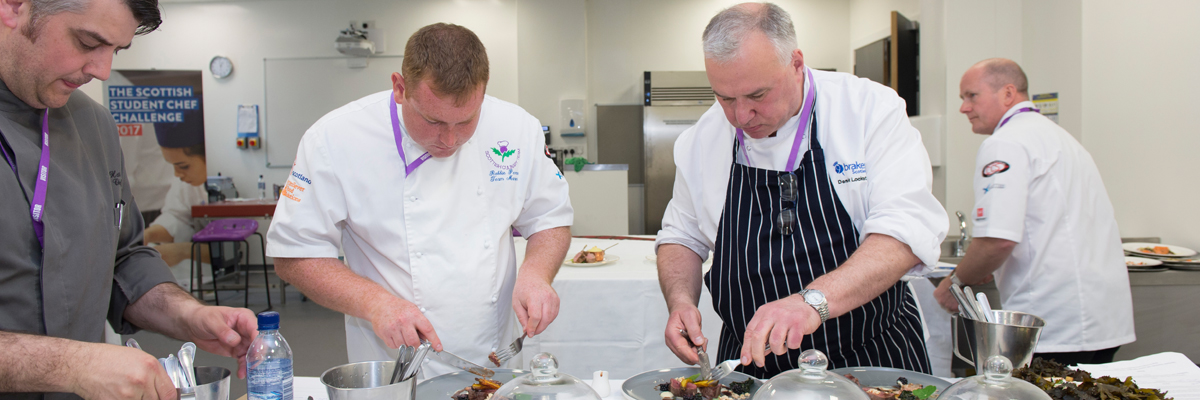 The Scottish Student Chef Challenge