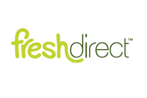 Visit the Fresh Direct website