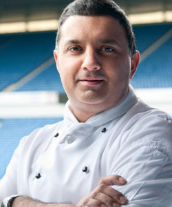 Jav Aziz - Vice President,, The Federation of Chefs Scotland