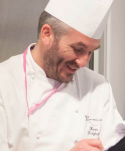Kevin Dalgleish - Board Member, The Federation of Chefs Scotland