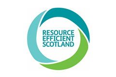 Visit the Resource Efficient Scotland website