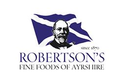 Visit the Robertson's Fine Foods website