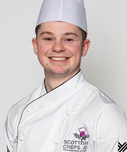 Craig Palmer, The Scottish Culinary Team