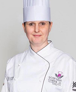 Shona Sutherland, The Scottish Culinary Team