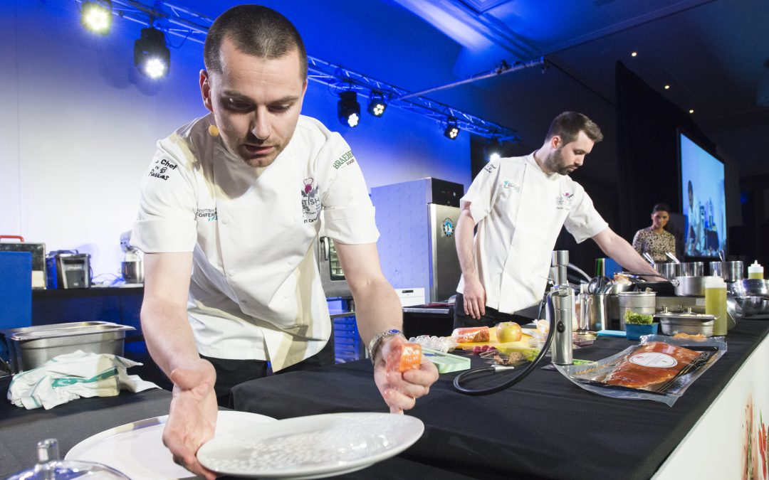 Scottish Chefs Conference 2018 – Line Up Announced