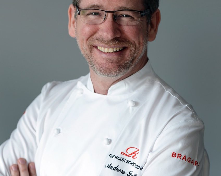 Andrew Fairlie joins Game Chef of the Year Judging Panel