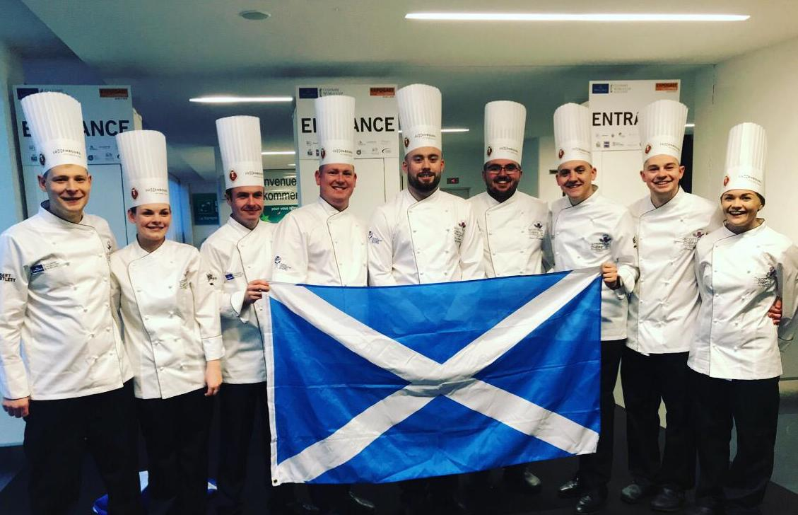 The Scottish Culinary Team