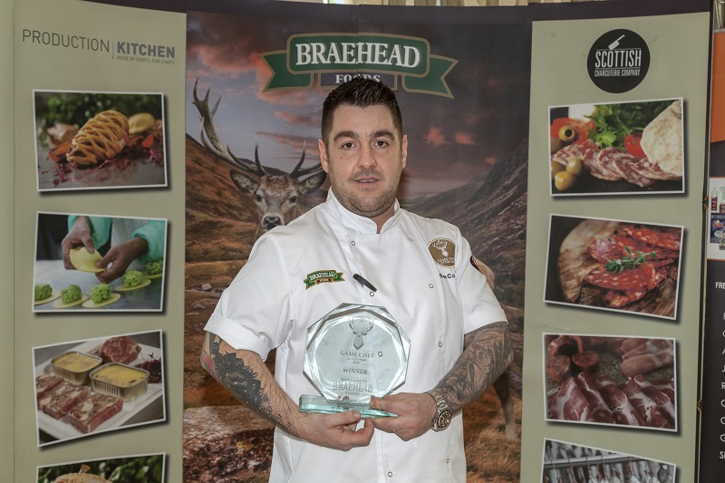 Game Chef Winner Ross Cochrane LR