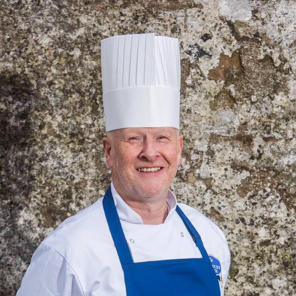 David Hunt - Board Member, The Federation of Chefs Scotland