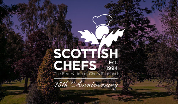 Scottish Chefs 25th Anniversary Gala Dinner