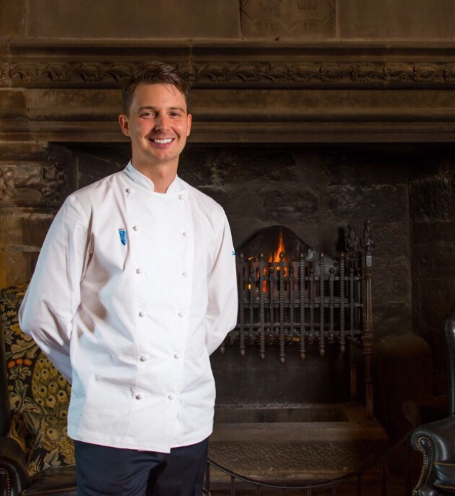 Shona Sutherland, The Scottish Culinary Team