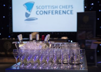 Scottish Chefs Conference Dinner 1