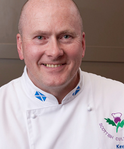 Kevin MacGillivray - Culinary Team Director, The Federation of Chefs Scotland