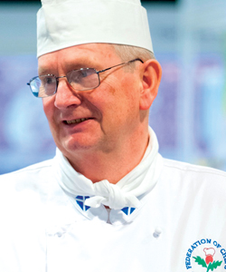 Stewart Cameron - Board Member, The Federation of Chefs Scotland