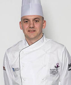 Graham Mitchell, The  Scottish Culinary Team