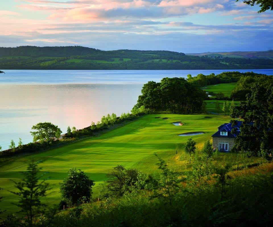 The Carrick Golf Club at Loch Lomond