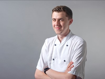 Robbie Penman - Culinary Team Manager, The Federation of Chefs Scotland